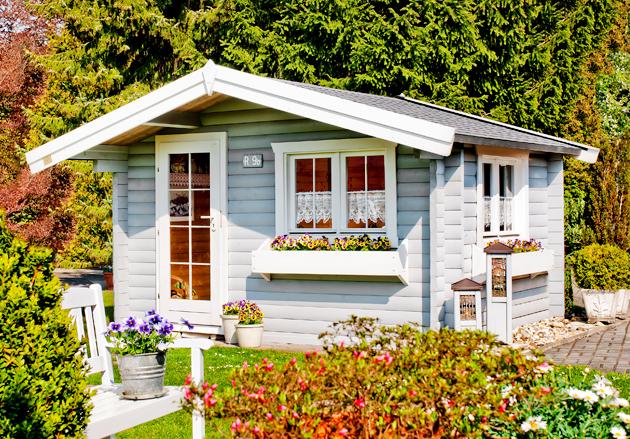 Gartenhaus r 9 - Gartenhaus bochum ...
