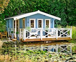 Skandinavische Gartenhäuser gartenhäuser