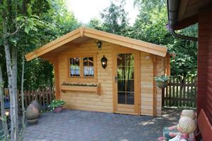 Gartenhaus R 6