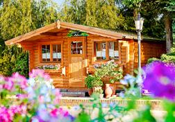 Gartenhaus R 7a