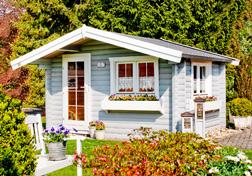 Gartenhaus R 9