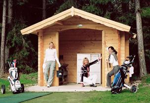 Golfhäuser