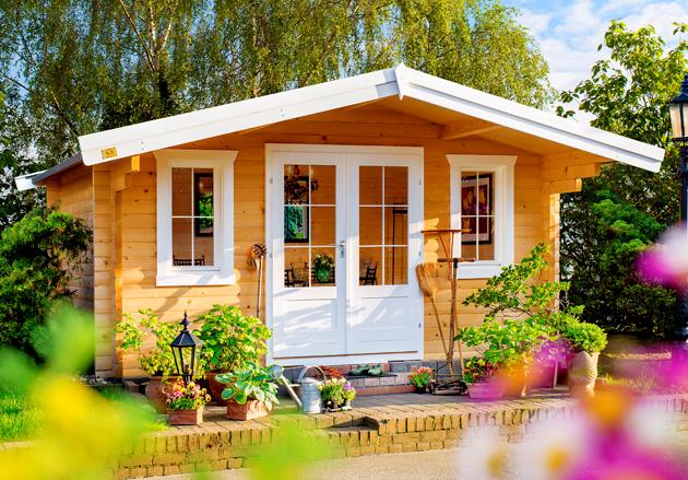 Gartenhaus R 4