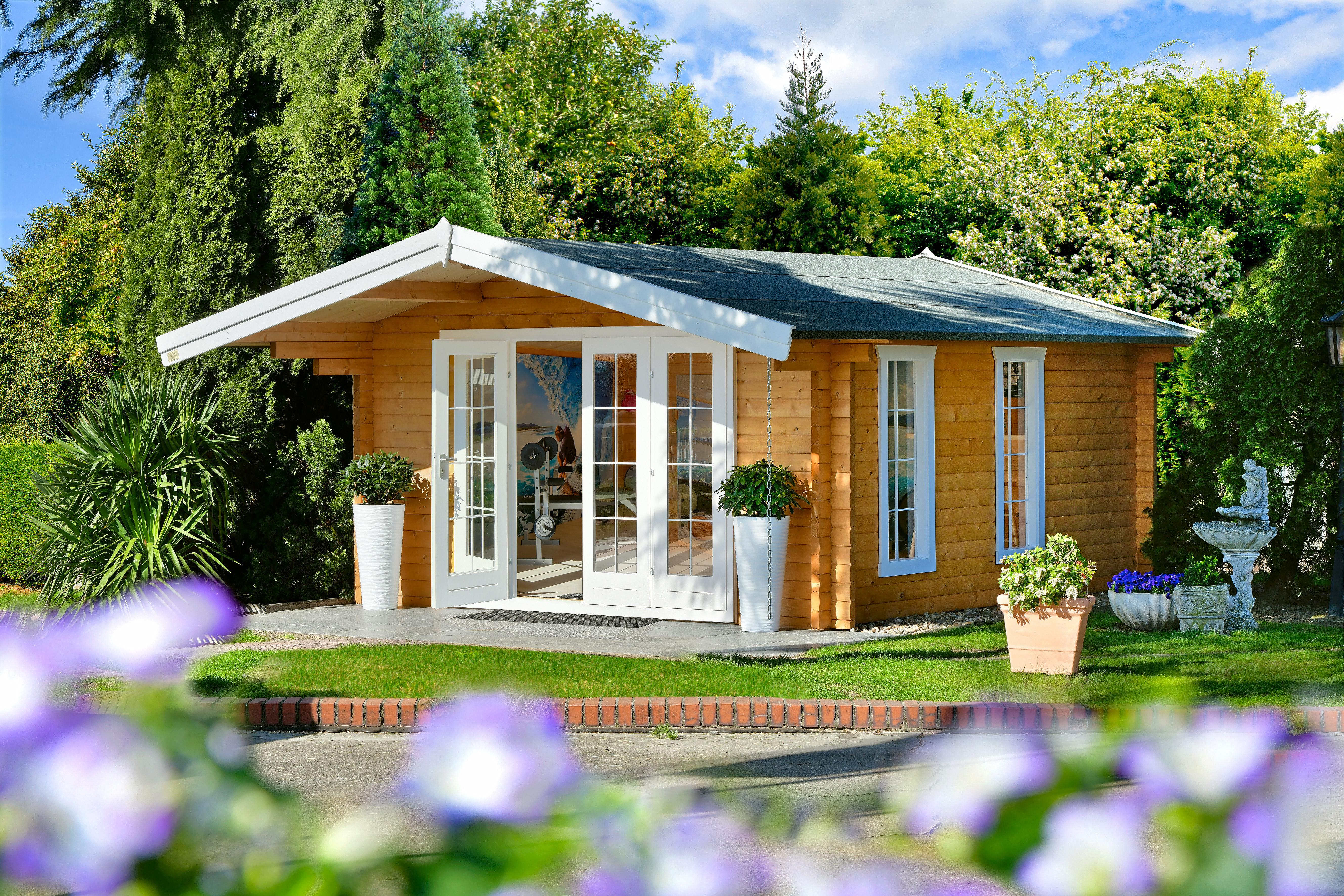 Gartenhaus R 15