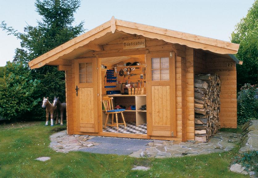 Gartenhaus r 2 - Gartenhaus bochum ...