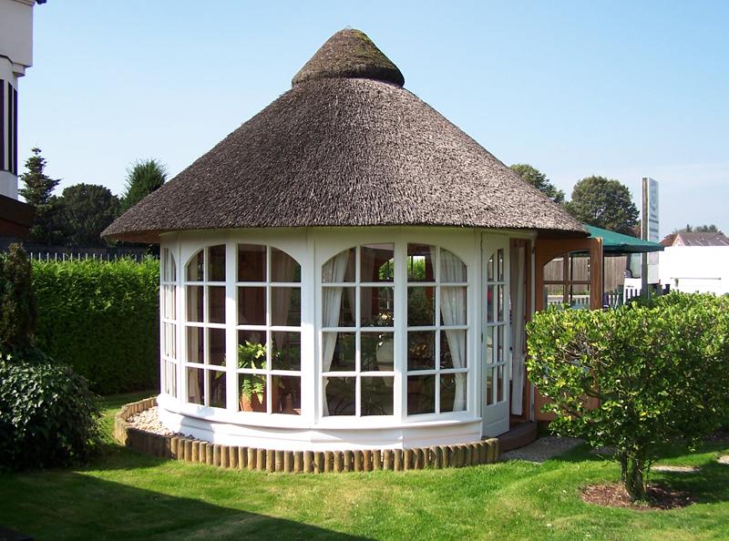 Pavillons luxus - Gartenhaus bochum ...